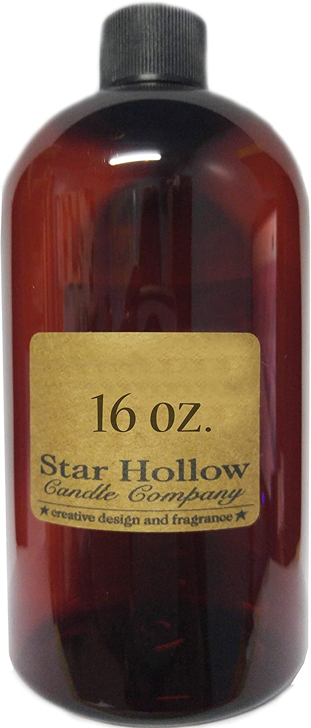 Star Hollow Candle Co Tuscan Vineyard Fragrance Oil, 16 oz, Brown