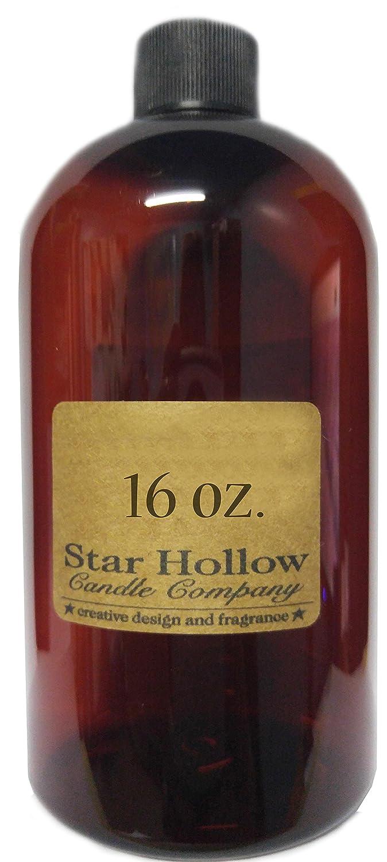 Star Hollow Candle Co Orange Clove Fragrance Oil, 16 oz, Brown