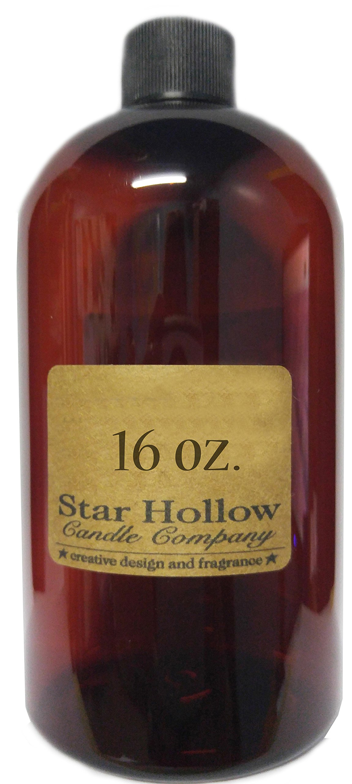 Star Hollow Candle Buttery Maple Syrup Fragrance Oil, 16 oz, Brown