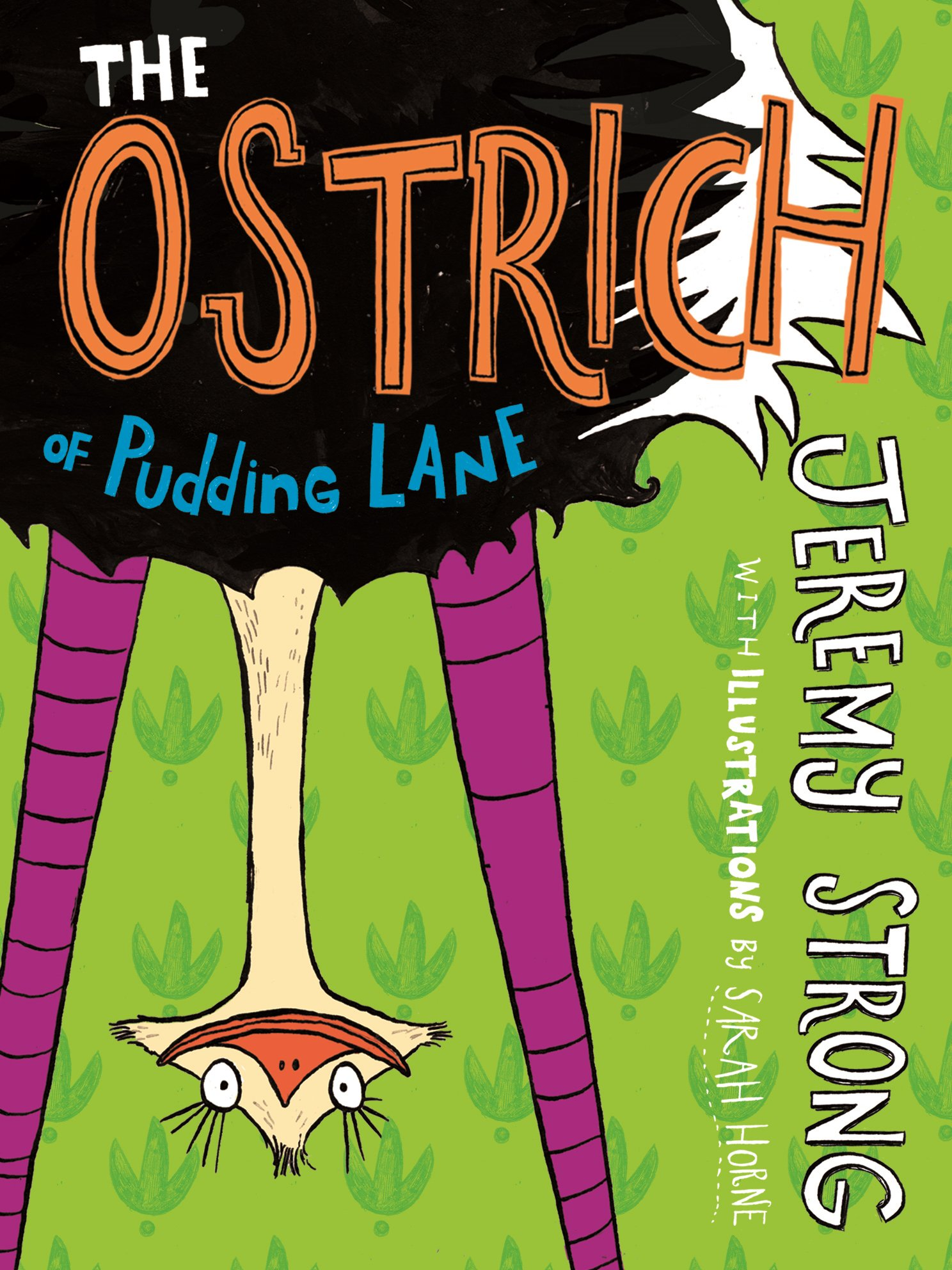The Ostrich Of Pudding Lane pdf