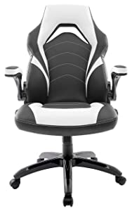 Staples Bonded Leather Gaming Chair