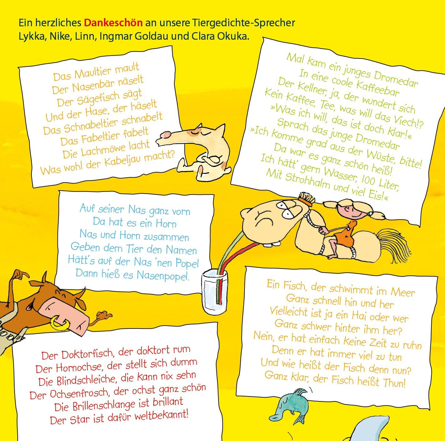 Lustige Tierlieder - Sternschnuppe: Amazon.de: Musik