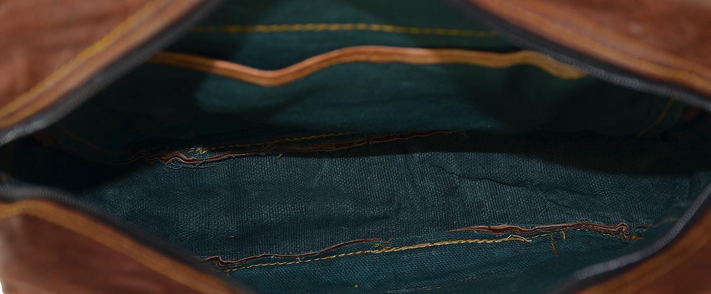 Sac cabas Gusti Cuir nature Andie sac en cuir vintage sac de shopping r/étro sac /à main sac en bandouli/ère notebook Macbook-Pro 13 sac de loisirs homme femme cuir de ch/èvre marron M21 c