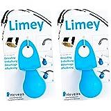 Limey Tap Descaling - Gadget pour détartrage, bleu, Paquet de 2