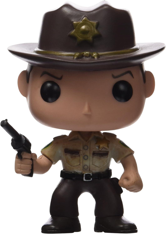 POP! Vinilo - The Walking Dead: Rick Grimes