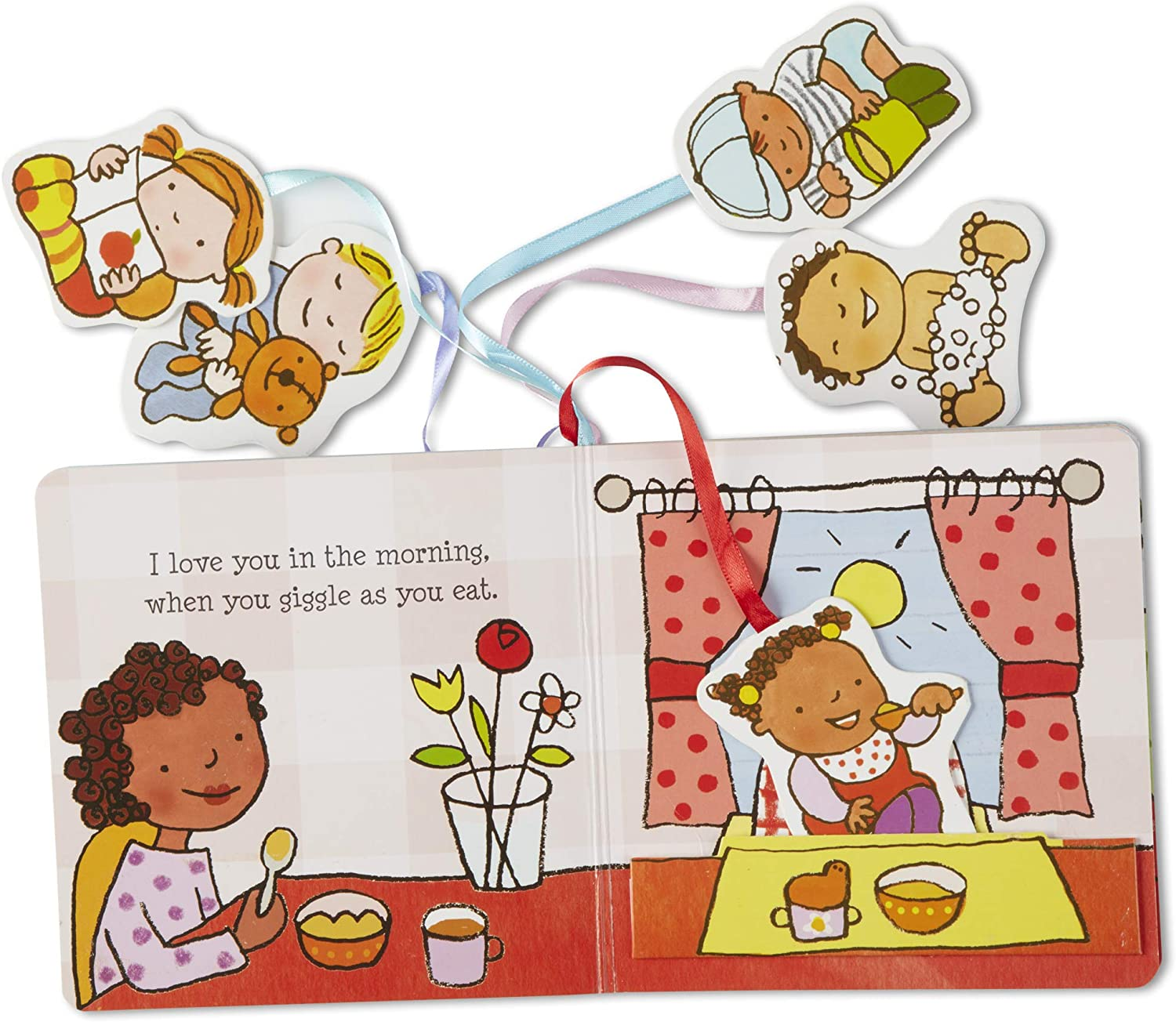 I Love You All Day Long Melissa /& Doug Childrens Book