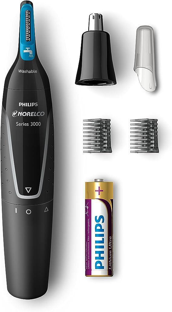 Philips 1000 series NT3000/49 Negro cortadora de pelo y maquinilla ...