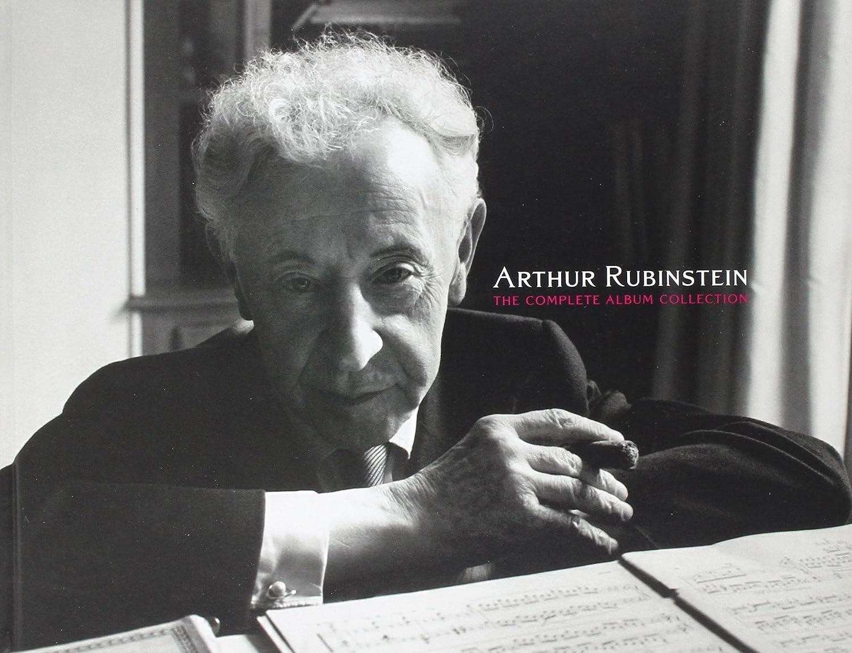Arthur Rubinstein - The Complete Album Collection