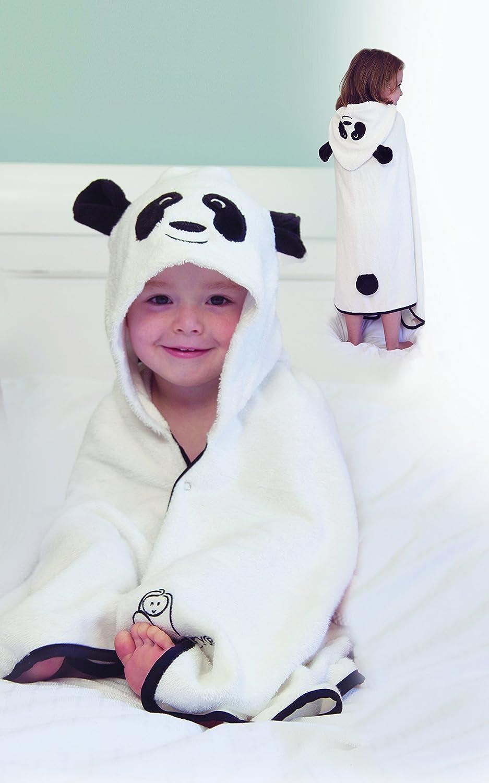 Cuddledry Toddler Panda Towel (Large Age 3-6) CPC01A