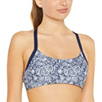 Lorna Jane Womens Lotus Swim Active Sports Bra, LOTPR