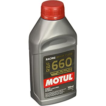 motul rbf 660 dot 4 racing brake fluid 500 ml automotive. Black Bedroom Furniture Sets. Home Design Ideas