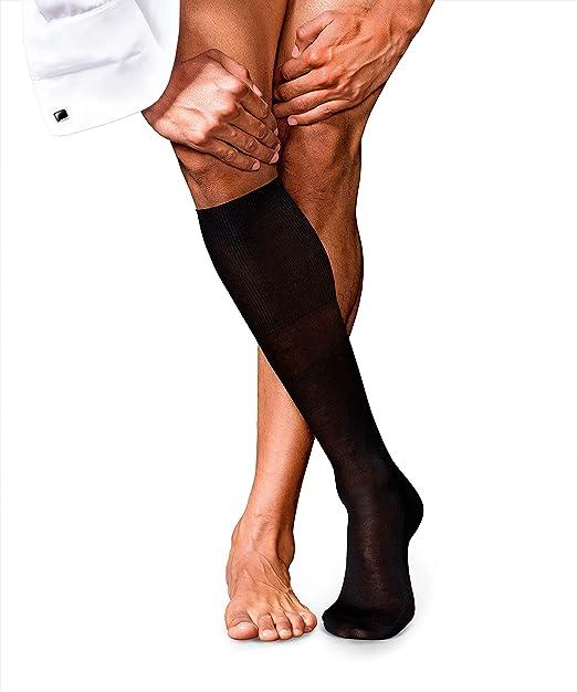 Falke Calcetines hasta la rodilla - Básico - para hombre: Amazon.es: Ropa y accesorios