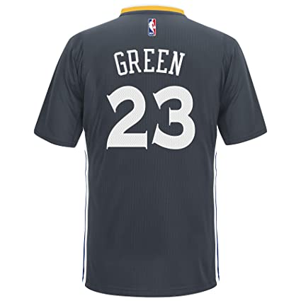086b97bfea1 Amazon.com   adidas NBA Men s Golden State Warriors Draymond Green ...