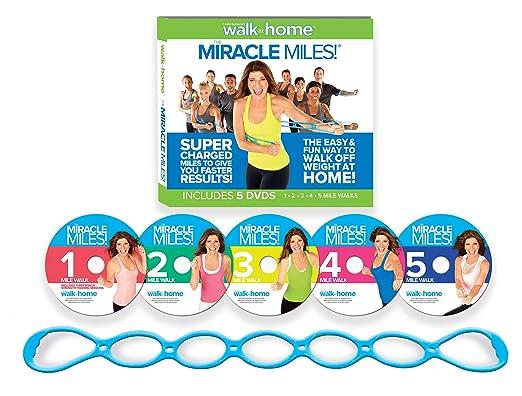Leslie Sansone Exercise Videos – Miracle Miles!
