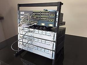Cisco CCNA CCNP Home LAB KIT 3X 2821 iOS 15.1, 2X 2960, 1x 3550
