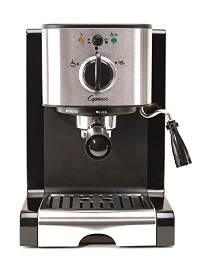 amazon com capresso 116 04 pump espresso and cappuccino machine rh amazon com
