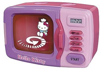 Simba Hello Kitty 104737538 - Microondas de plástico con ...