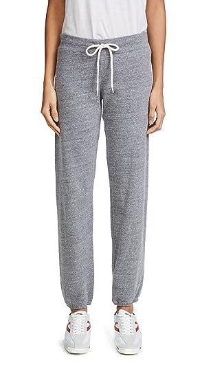 c4da64ddb6 Monrow Women's Vintage Sweatpants