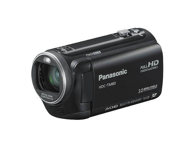 panasonic tm80 full hd camcorder black amazon co uk camera photo rh amazon co uk Panasonic Cordless Phones Panasonic Technical Support