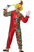 Forum Men's Classic Star Clown Costume