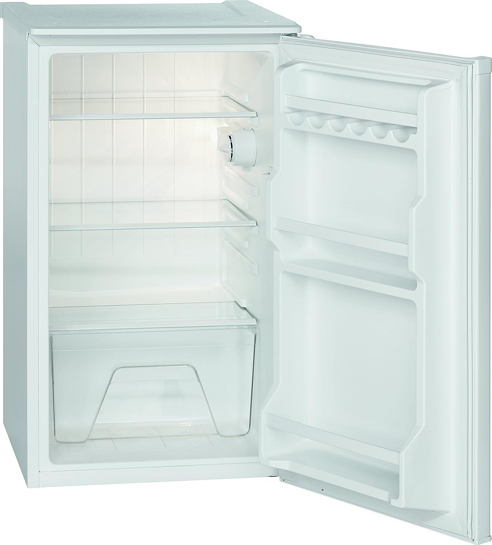 Bomann VS 3262 Kühlschrank A 84 cm Höhe 109 kWh Jahr weiß