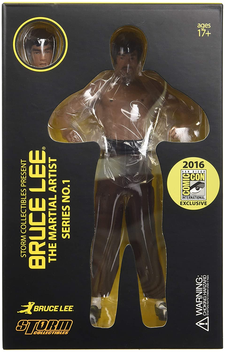 Storm Collectibles Bruce Lee SDCC 2016 Exclusive 1//12 Bluefin Distribution Toys STM87002