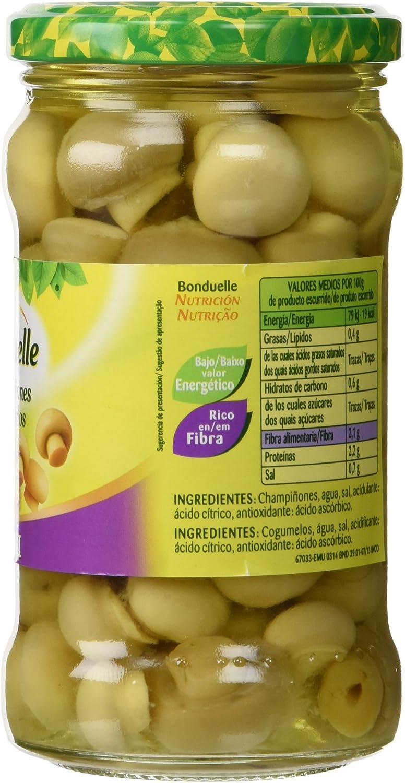 Bonduelle Champiñón Cogumelos - 170 g: Amazon.es ...