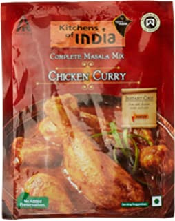 Kitchens Of India Chicken Curry Masala Mix, 80g
