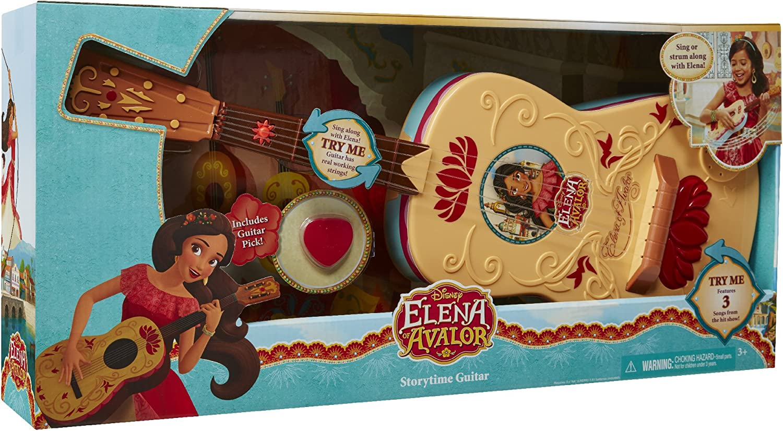 Elena of Avalor 291096EL Guitar/ /Different Toys