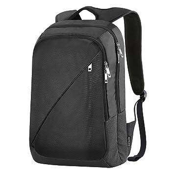 789d6c204d67 REYLEO Laptop Backpack Rucksack Business Bag Casual Daypack for Men Women