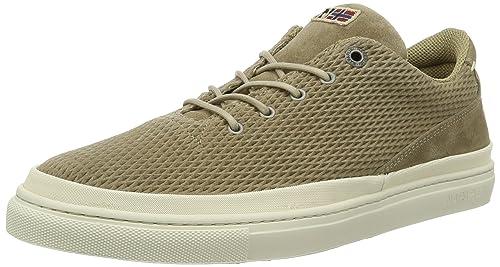NAPAPIJRI Footwear King, Zapatillas para Hombre, Beige (Desert Beige), 42 EU