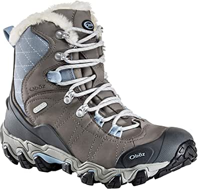 """Oboz Women's Bridger 7"""" Insulated B-Dry Waterproof Hiking Boot"""