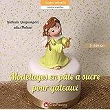 Modelage en pâte à sucre pour gâteaux