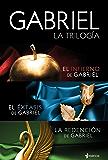 Gabriel, la trilogía (pack) (Erótica Esencia) (Spanish Edition)
