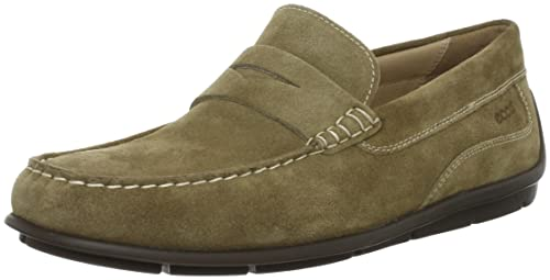 ba024345 Amazon.com | ECCO Men's Classic Moccasin | Loafers & Slip-Ons
