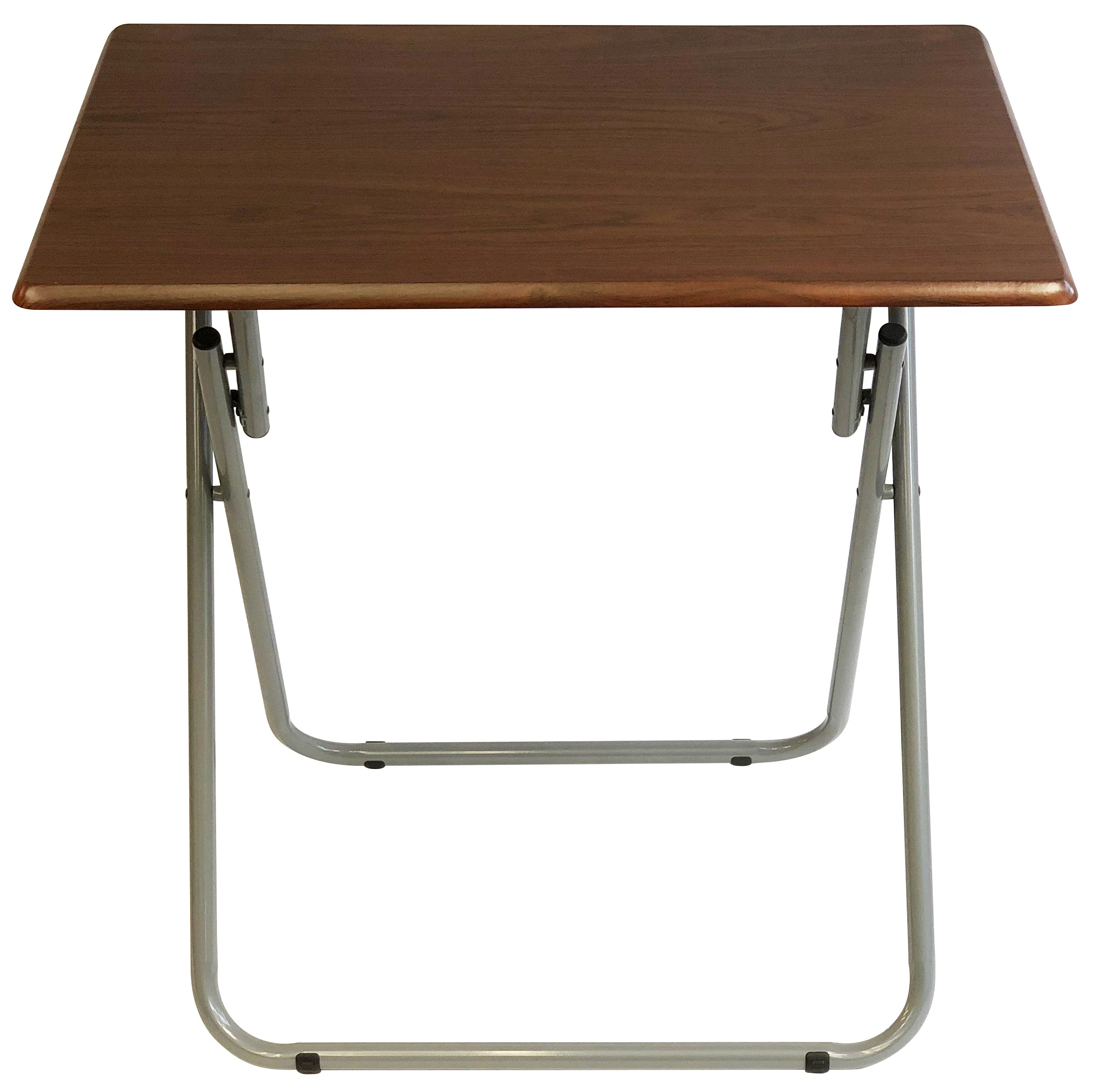 Wee's Beyond 1306 Over-Sized TV Tray Folding Table, Cherry by Wee's Beyond (Image #3)