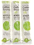 Delon 100% Cleansing Cotton Rounds (300)