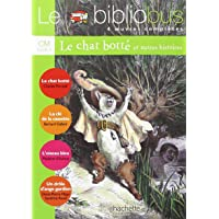 Le Bibliobus n° 17 CM Cycle 3 Parcours de lecture de 4 oeuvres complètes : Le chat botté ; La clé de la cassette ; L'oiseau bleu ; Un drôle d'ange gardien