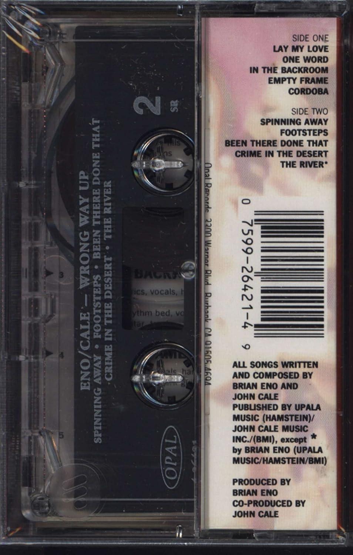 Wrong Way Up : Eno,Brian: Amazon.es: Música