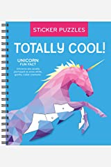 Sticker Puzzles: Totally Cool! (Brain Games - Sticker by Letter) Spiral-bound