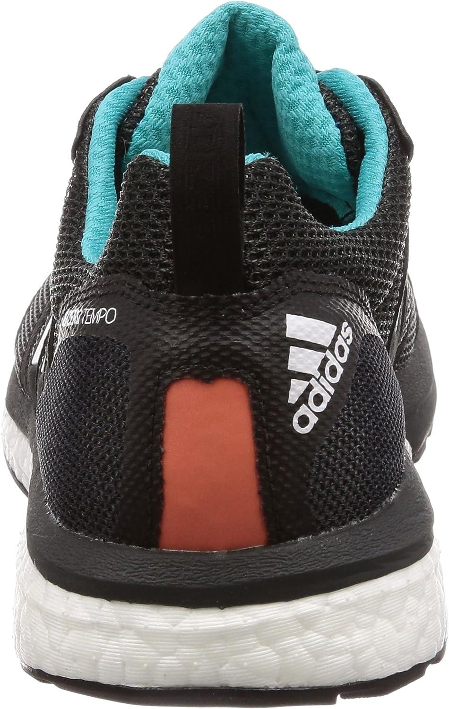 Adidas adizero tempo 9 Core Black hi-res Aqua Mystery Ink Zapatillas negro