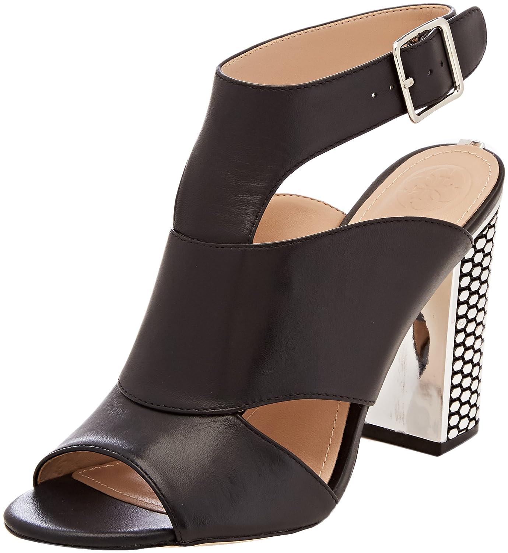 Guess Footwear Dress Shootie, Scarpe con Cinturino alla Caviglia Donna  Nero