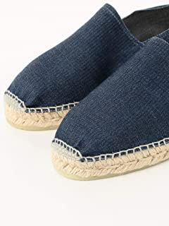 Cotton Espadrille 21-31-0006-232: Denim