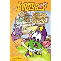 LarryBoy in the Attack of Outback Jack (6) (Big Idea Books / LarryBoy)