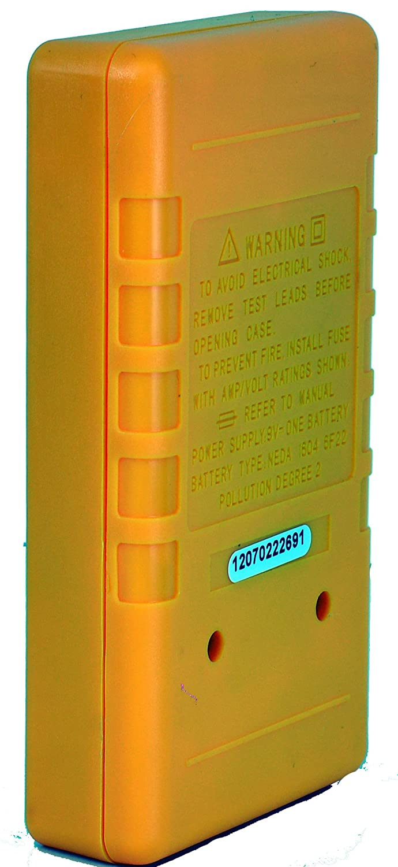 Dt830b Lcd Digital Voltmeter Ammeter Ohm Multimeter Meter Cen Tech 7 Function For Electronic Circuit Battery