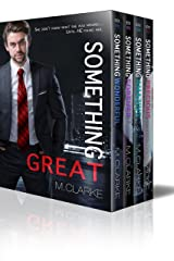 Something Great Series Box Set Kindle Edition