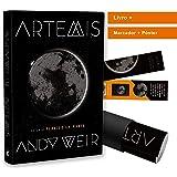 Artemis + pôster + marcador