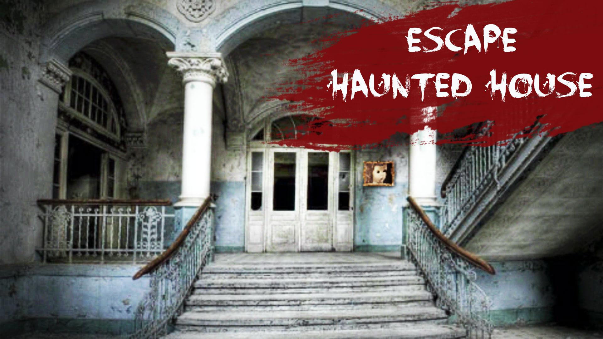 Escapar Misterio Casa Embrujada del Miedo - Juego de Aventura Punto & Click: Amazon.es: Appstore para Android