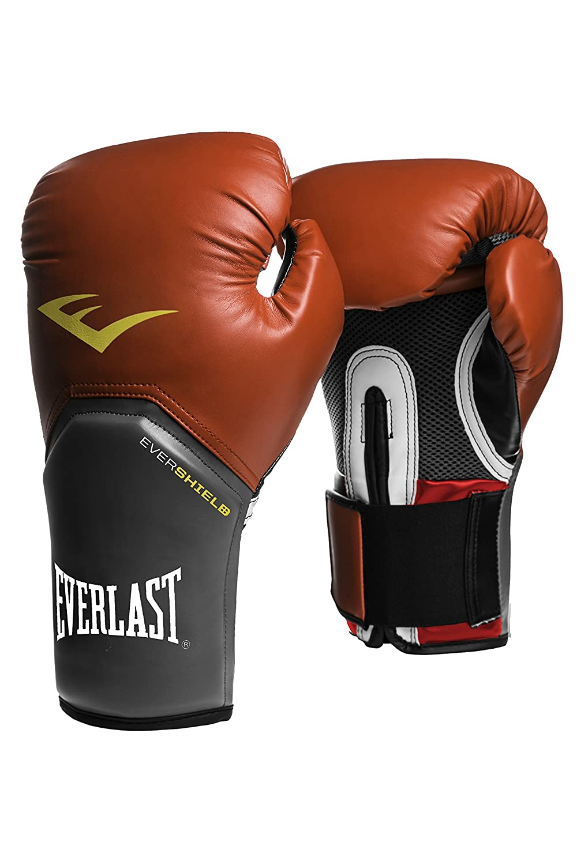 Everlast Boxen Handschuhe Guantes de boxeo para combate color rojo talla única