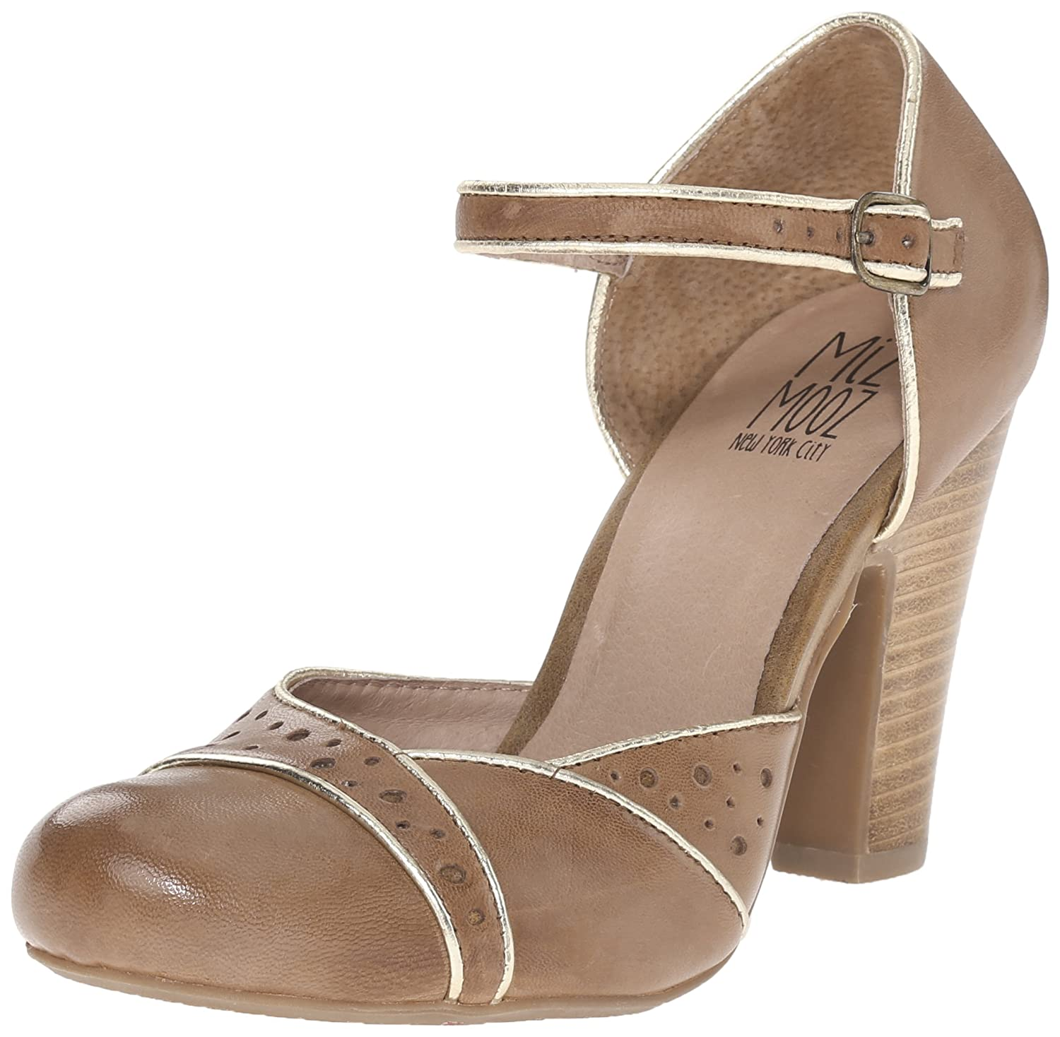 Miz Mooz Womens Nicolina Dress Pump  AT vintagedancer.com